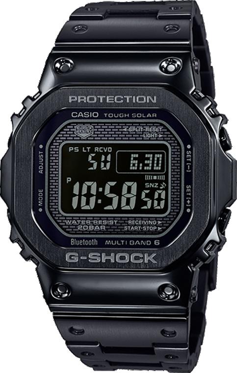 Casio G-Shock Stainless Full Metal 5000 Series - GMWB5000GD-1