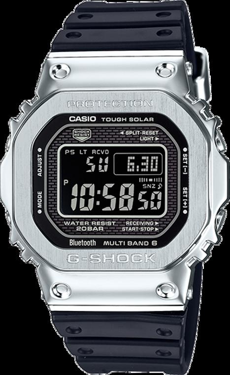 Casio G-Shock Stainless Full Metal 5000 Series - GMWB5000-1