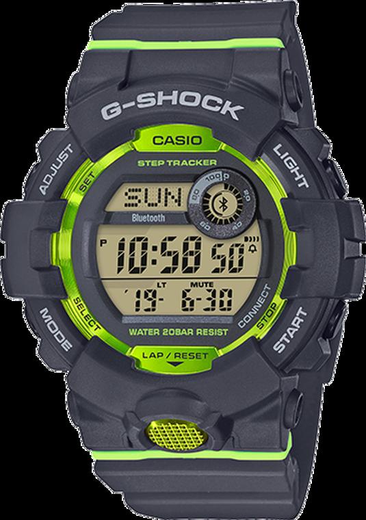 Casio G-Shock Step Tracker GBD800-8