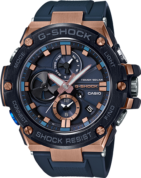 G-Shock G-Steel Bluetooth Connected GSTB100G-2A