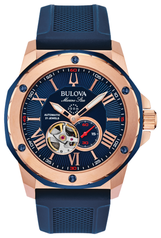 Bulova Marine Star 98A227