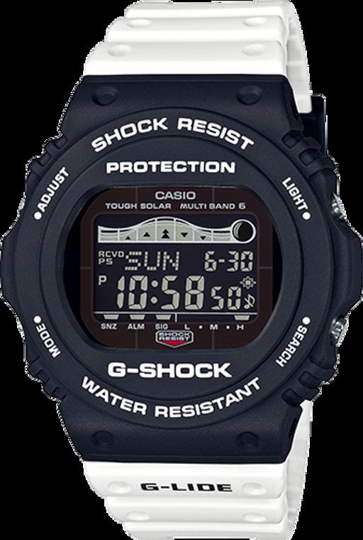 Casio G-Shock 2019 Summer G-Lide Safe Shark Edition GWX-5700SSN-1