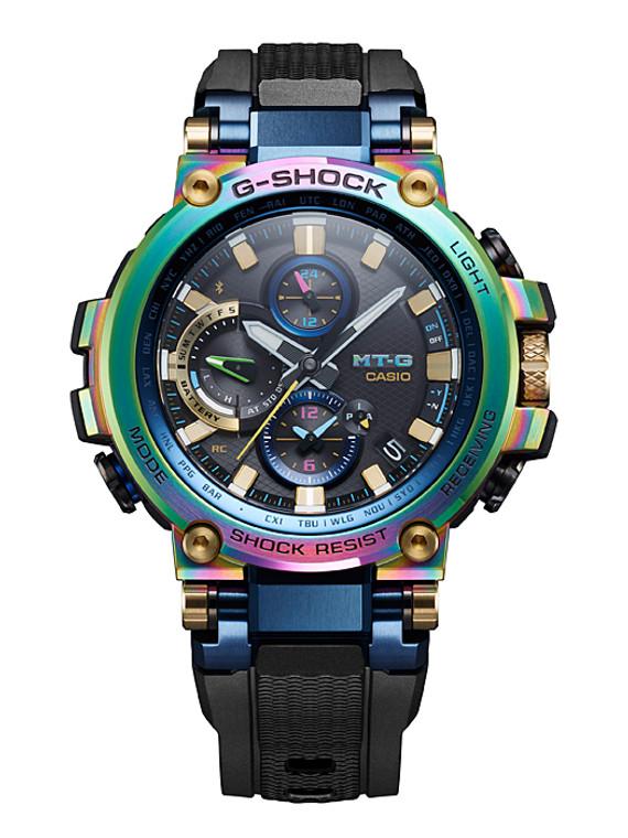 Casio G-Shock MT-G 20TH ANNIVERSARY LIMITED EDITION MTG-B1000RB-2A