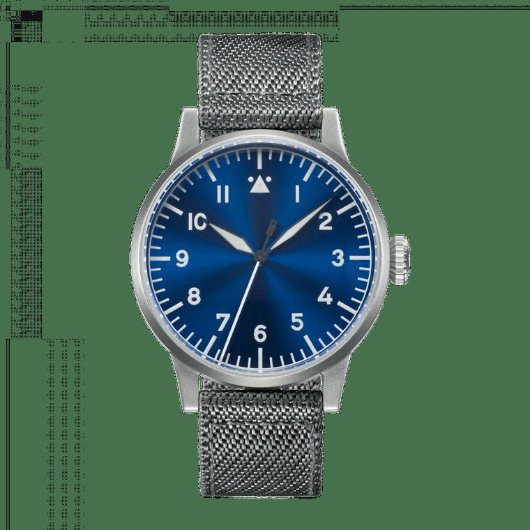 Laco Pilot Watches Original MUNSTER BLAUE 862081