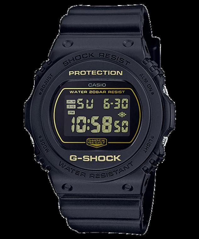Casio G-Shock DW-5700BBM-1 Digital Shock Resistant Watch
