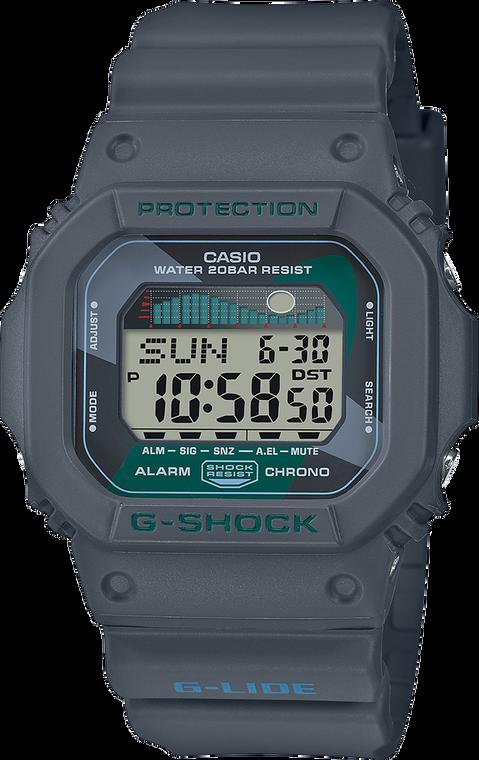 Casio G-Shock GLX5600VH-1 G-Lide Tide Moon Graph