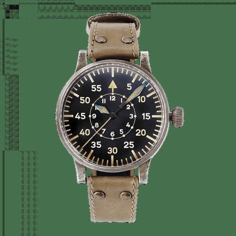 Laco Pilot Watch Original REPLIKA 55 ERBSTUCK 861941