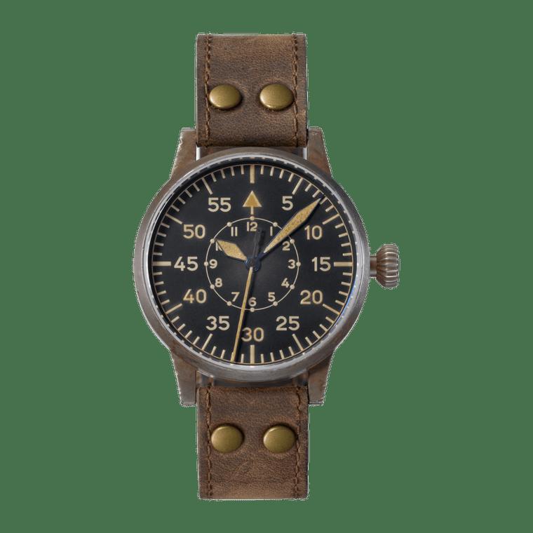 Laco Pilot Watch Original DORTMUND ERBSTUCK 861938