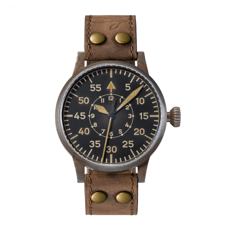 Laco Pilot Watch Original PADERBORN ERBSTUCK 861932
