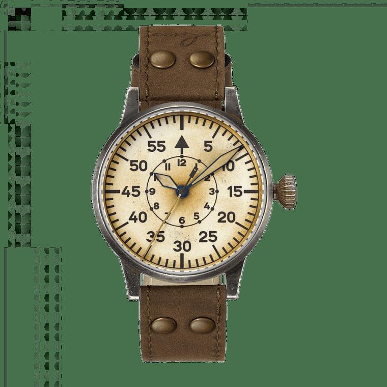 Laco Pilot Watch Original GRAZ ERBSTUCK 861946