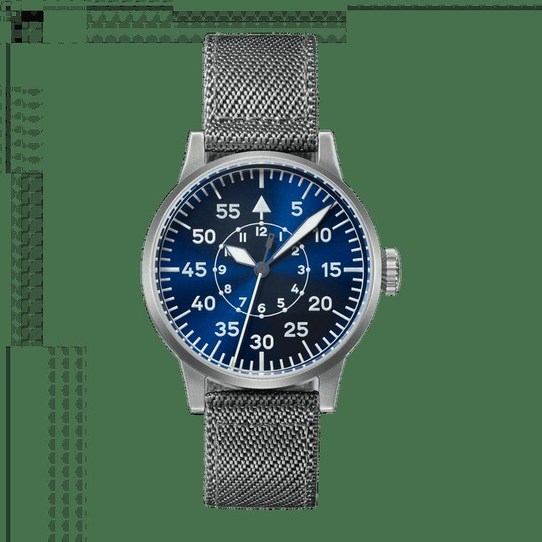 Laco Pilot Watch Original LEIPZIG BLAUE STUNDE 862084
