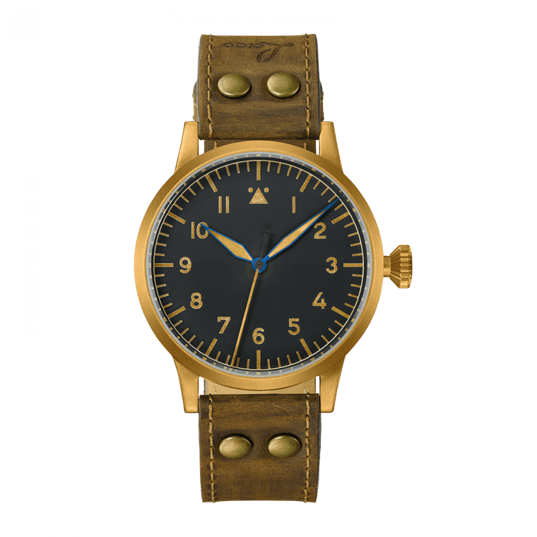 Laco Pilot Watch Original WESTERLAND BRONZE 862087