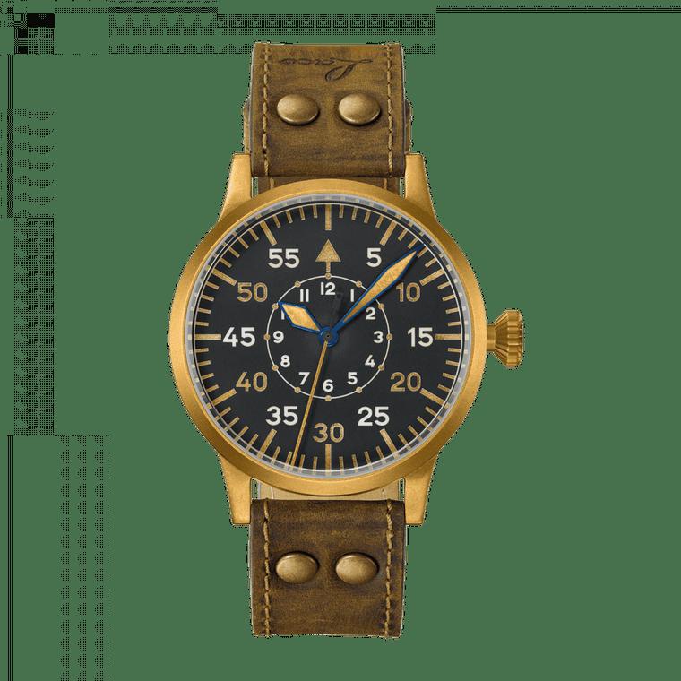 Laco Pilot Watch Original DORTMUND BRONZE 862088