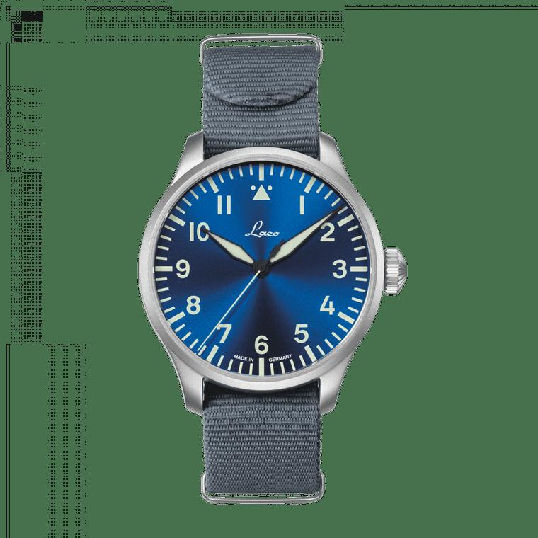 Laco Pilot Watches Basic AUGSBURG BLAUE STUNDE 42 862100