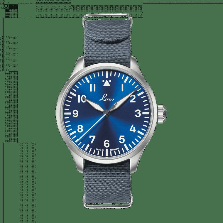 Laco Pilot Watches Basic AUGSBURG BLAUE STUNDE 39 862102