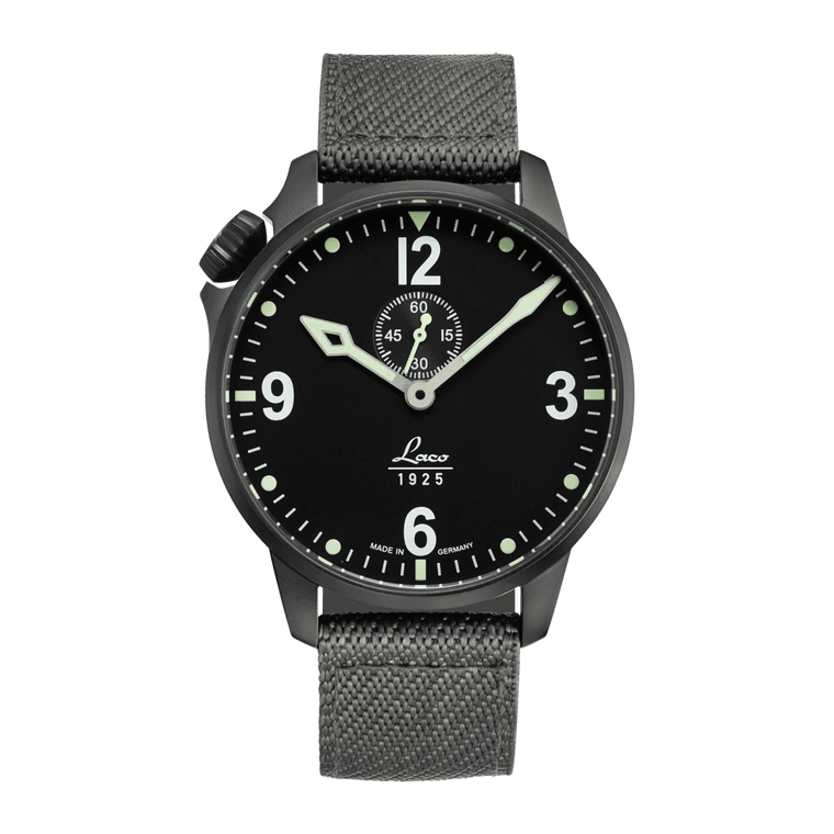 Laco Pilot Watches Special Models SPIRIT OF ST. LOUIS 861909