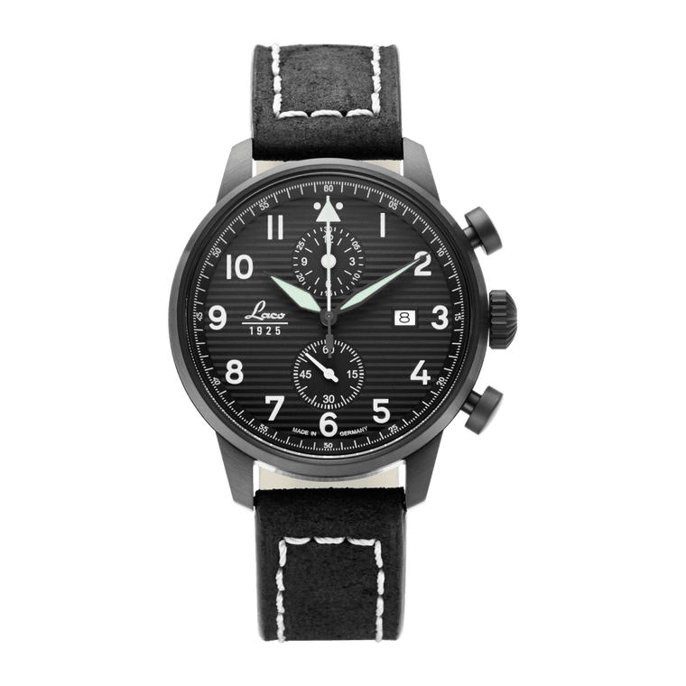 Laco Pilot Watches Special Models LAUSANNE 861975