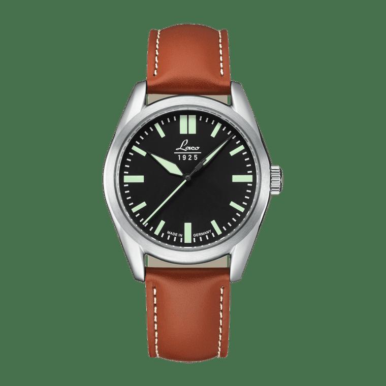 Laco Navy Watches NAVY 36 BLACK 861615
