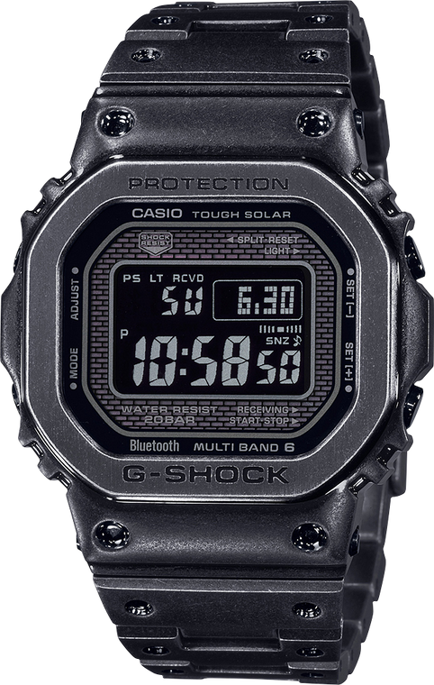 Casio G-Shock Stainless Full Metal 5000 Series - GMWB5000V-1 Limited Edition