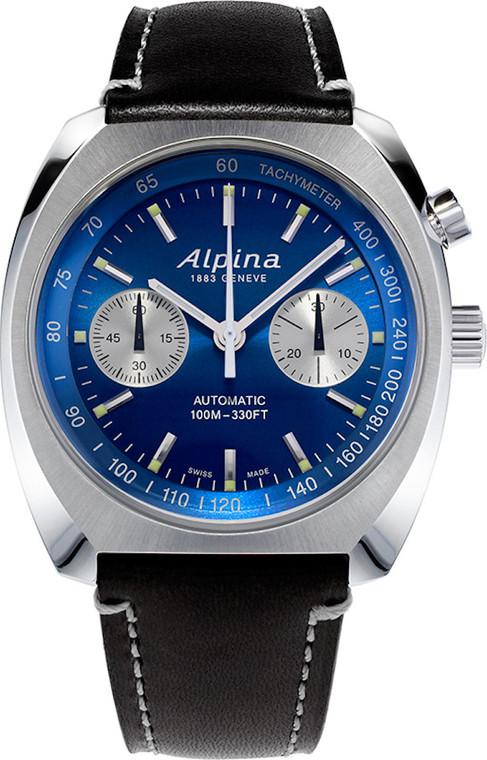 Alpina AL-727LNN4H6 Startimer Pilot Heritage Chronograph