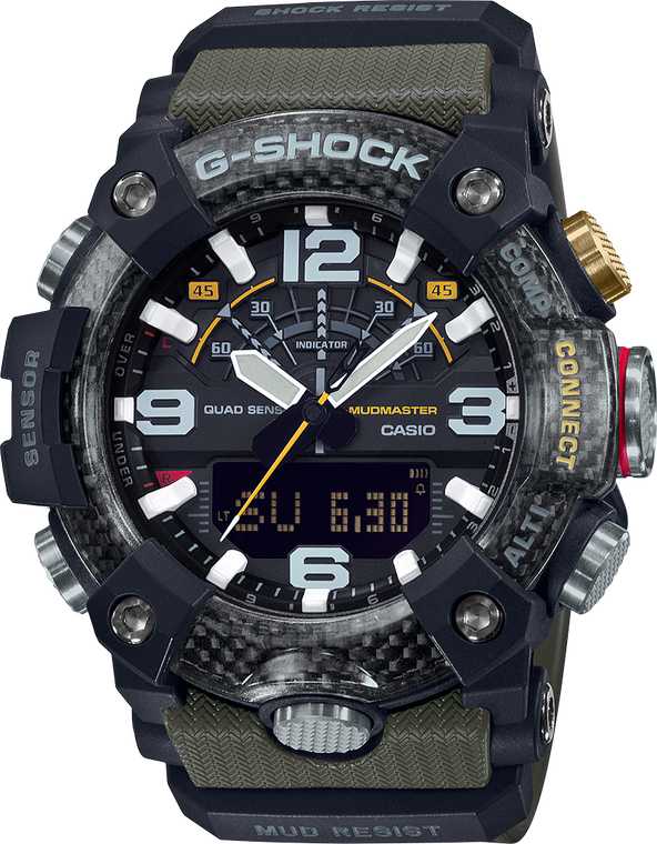 G-Shock GGB100-1A3 Master of G Mudmaster