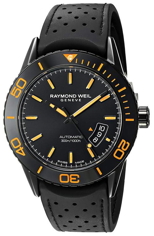 Raymond Weil 2760-SB2-20001 Freelancer *Pre-Owned*