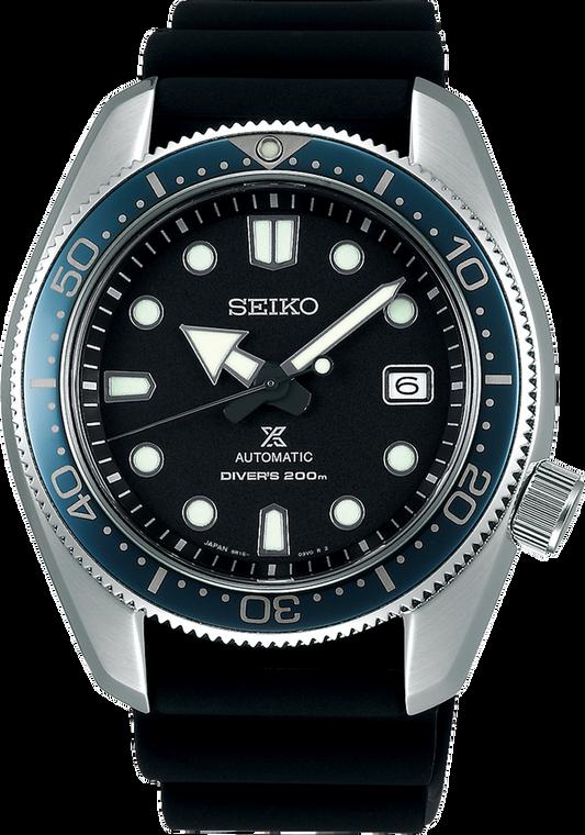 Seiko Prospex SPB079 Automatic Diver Rubber Band