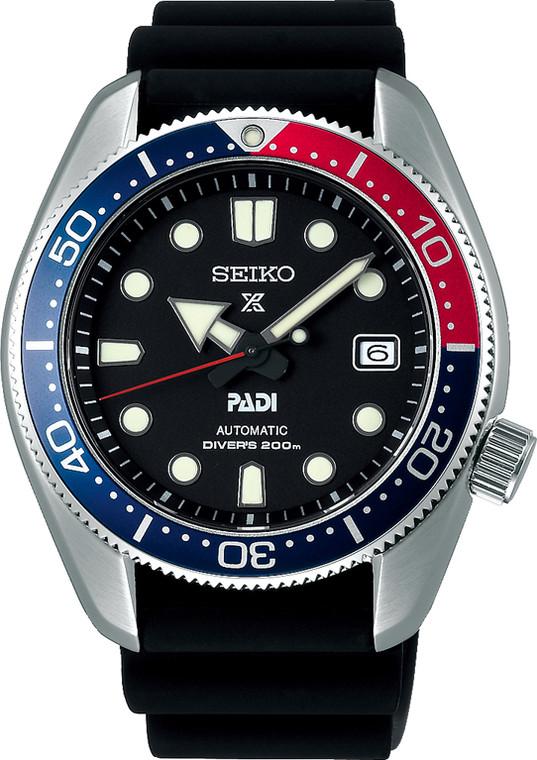 Seiko Prospex SPB087 Automatic Diver Rubber Band