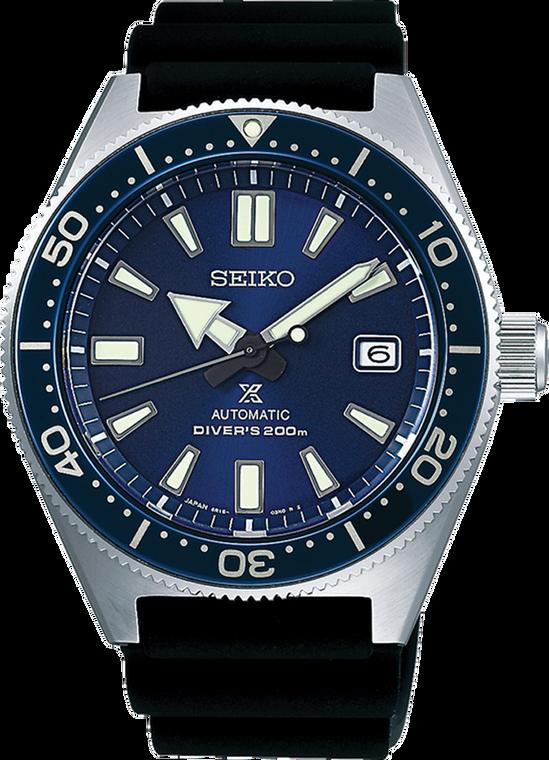 Seiko Prospex SPB053 Automatic Diver Black Rubber Band
