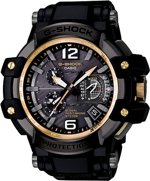 G-Shock GPW1000FC-1A9 Gravity Master