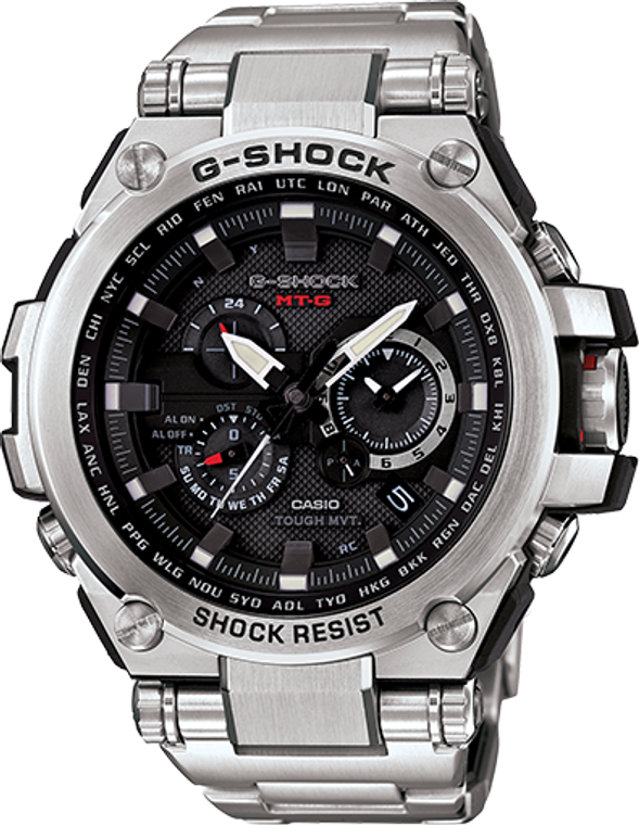 G-Shock MTGS1000D-1A Twisted Metal // Pre-Owned