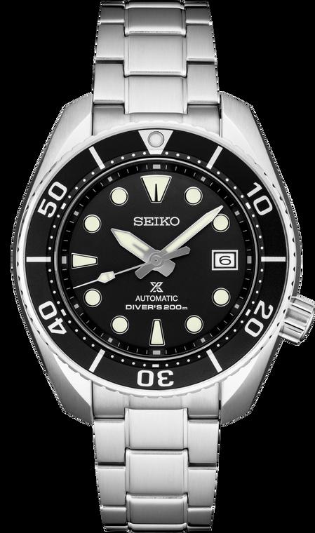 Seiko Prospex Sumo SPB101 Automatic Diver Black Dial