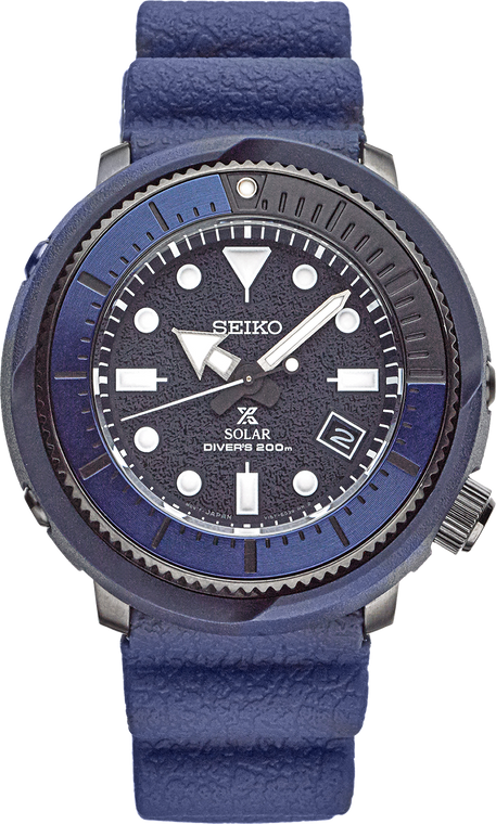 Seiko Prospex SNE533 Exclusive Blue Dial Solar Diver