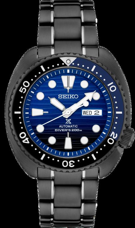 Seiko Prospex SRPD11 Automatic Diver Whale Blue Wave