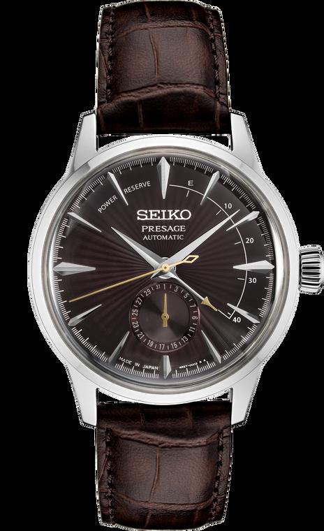 Seiko Presage SSA393 Automatic Brown Gloss Dial