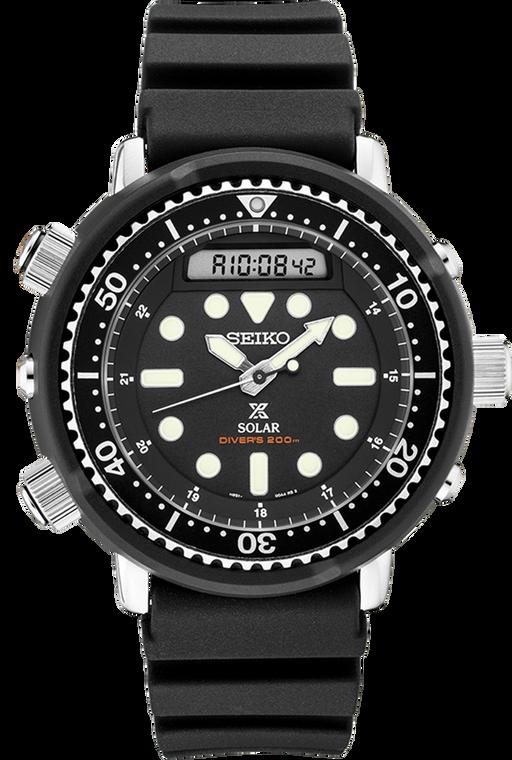 Seiko Prospex SNJ025 1982 Arnie Hybrid Diver's Watch