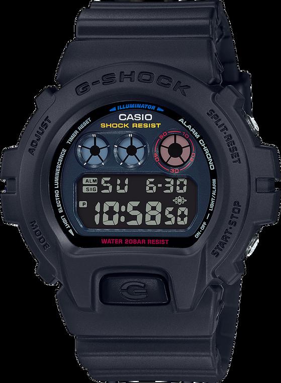 G-Shock DW6900BMC-1 Neo Tokyo 3 Dial