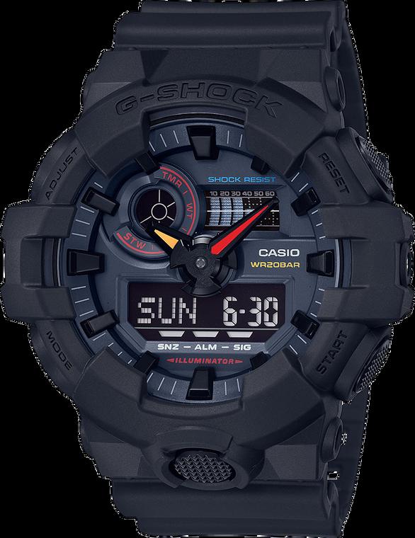 G-Shock GA700BMC-1A Neo Tokyo Ana-Digi Illuminator