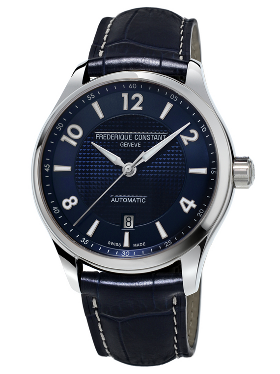 Frederique Constant FC-303RMN5B6 Runabout Automatic Sports Blue Dial