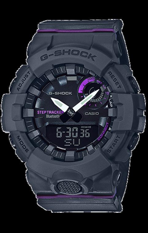 G-Shock GMAB800-8A S Series Bluetooth Step Tracker Purple