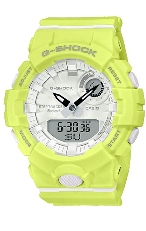 G-Shock GMAB800-9A S Series Bluetooth Step Tracker Highlighter