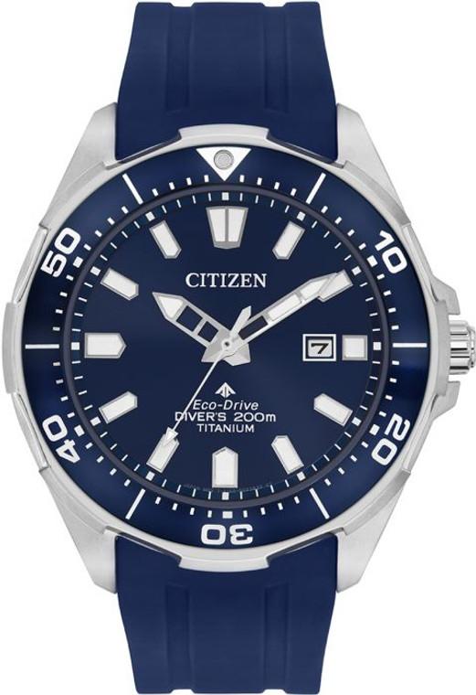 Citizen BN0201-02M Promaster Diver Blue Dial