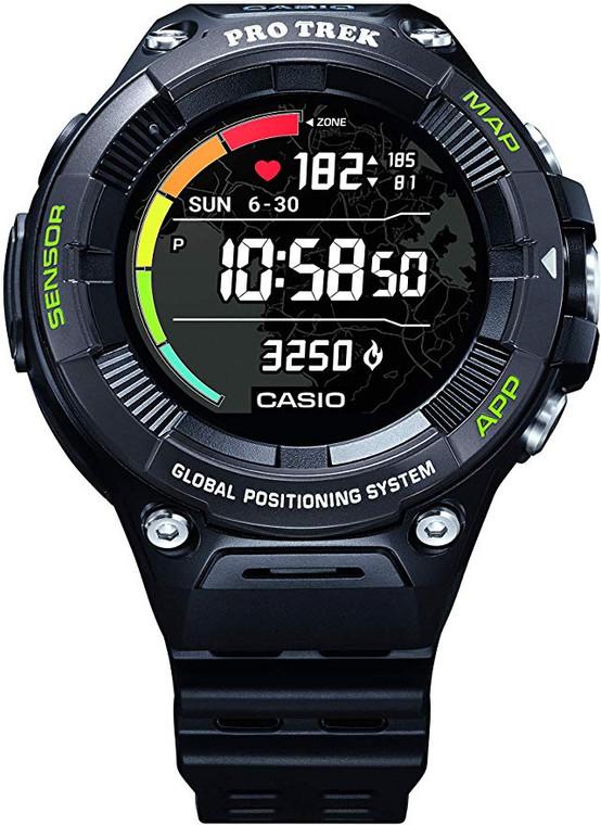 G-Shock WSD-F21HR-BKAGU Pro-Trek Google Wear OS SmartWatch