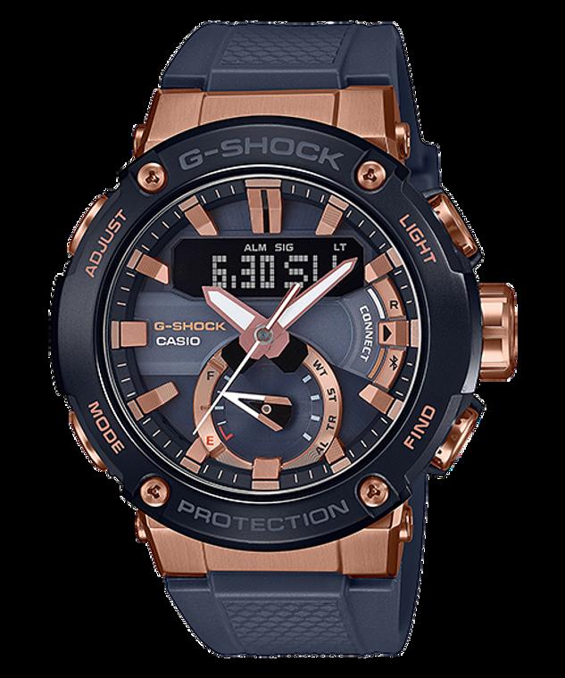 g-steel bluetooth watch