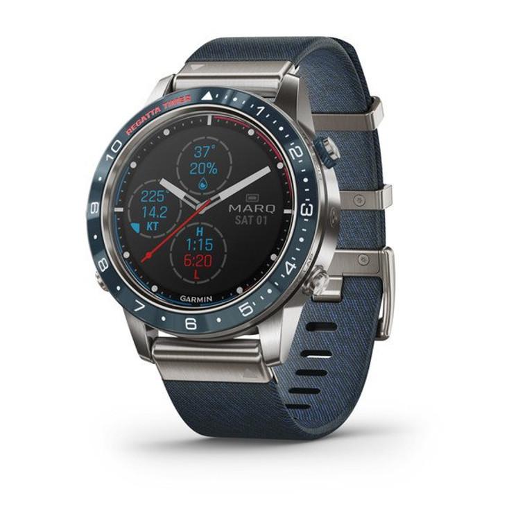 Garmin 010-02006-06 MARQ Captain Modern Tool Watch Advanced Nautical
