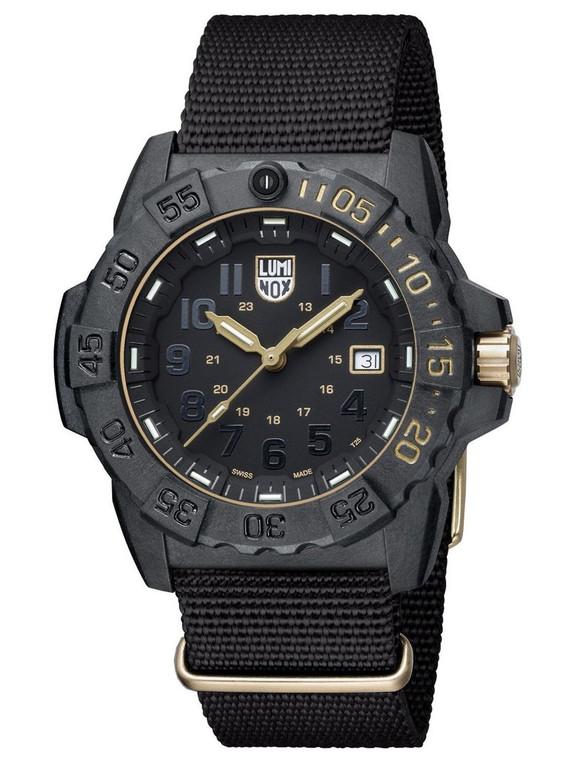 Luminox XS.3501.GOLD.SET Navy Seals 3500 Series Limited Edition
