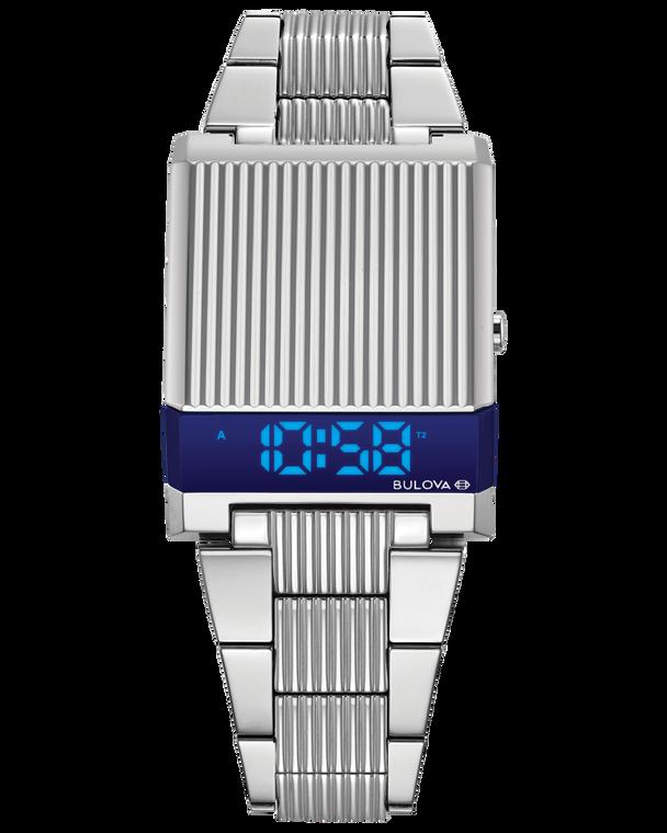 bulova silver computron