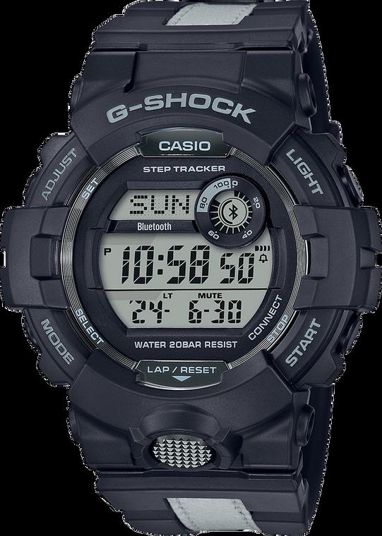 G-Shock GBD800LU-1 High Visibility