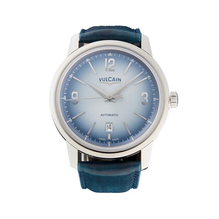 Vulcain 560156D35BAC135 50's Presidents Classic