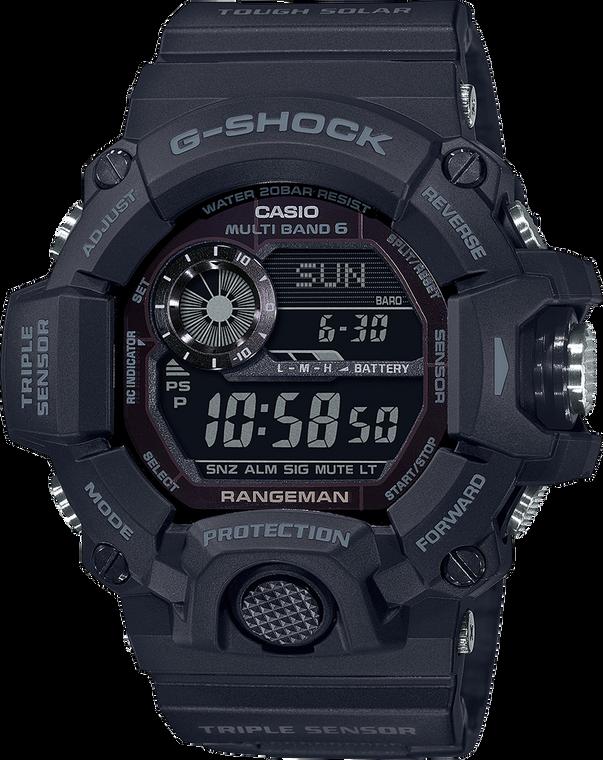 G-Shock GW9400-1B Rangeman Black